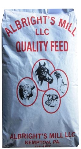 Albright's Mill LLC 14% Pig Feed