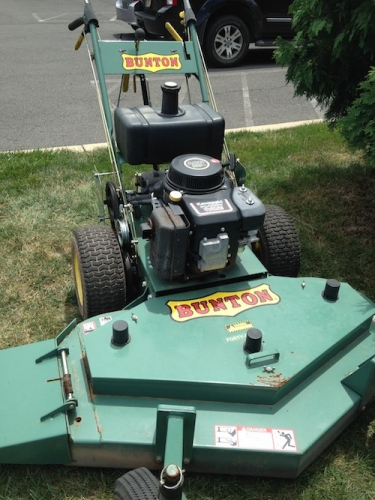 Mower, Walk Behind, 48