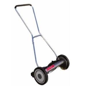 Reel Mower 18in