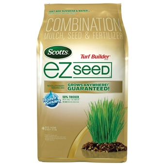 Scotts Ez Seed Turf Builder 20 Lb