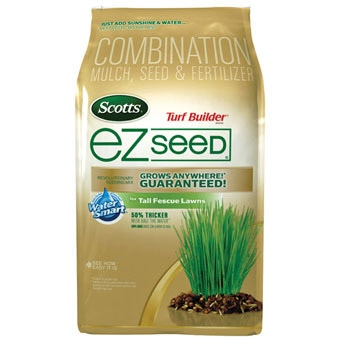 Scotts Turf Builder Ez Seed Tall Fescue 20 Lb