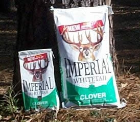 Whitetail Imperial Clover 18lb