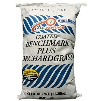 Southern States Benchmark Plus Orchardgrass Coated 25 Lb
