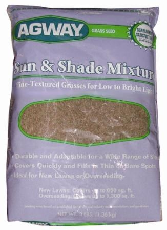 Agway Sun and Shade Mixture 3lb