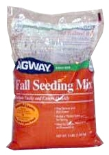 Agway® Fall Mix Grass Seed (10#)