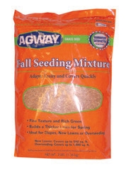 Agway Fall Mix Grass Seed 3lb
