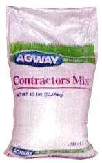 Agway® Contractors Mix Grass Seed (50#)