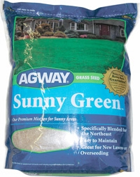 Agway Sunny Green Grass Seed 3lb