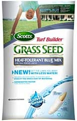 Scotts Turf Builder Heat Tolerant Bluegrass 3lb