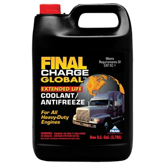 Peak Final Charge Global Coolant Anti-freeze 1gal