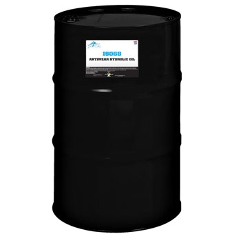 Peak Iso68 Antiwear Hydraulic Oil 55 Gal Drum