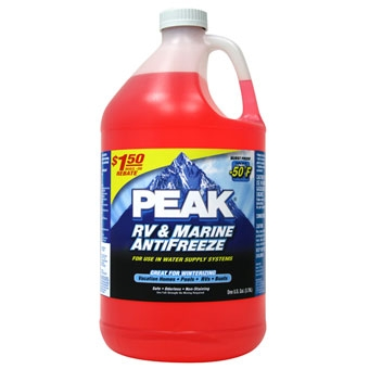 Peak Rv & Marine Antifreeze Gal