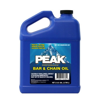 Peak Bar & Chain Oil Gal