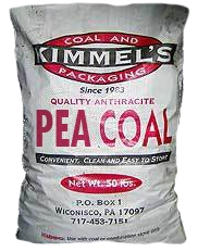 Anthracite Pea Coal 50lb