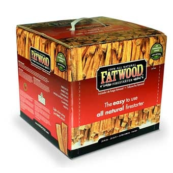 Fatwood Firestarter Color Box 15 Lb