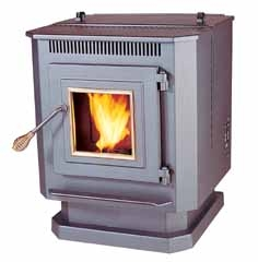 Free Standing Pellet Stove