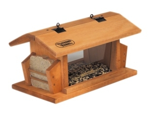 Feathered Friend Deluxe Sunflower Feeder With Suet