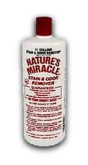 Nature's Miracle Stain & Odor Remover 1qt