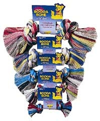 Booda Dog Bone Multi-color Large