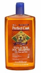 Flea & Tick Shampoo Perfect Coat