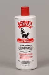 Nature's Miracle Skunk Odor Remover 1qt