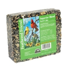 Feathered Friend Superior Blend Seed Cake 2lb
