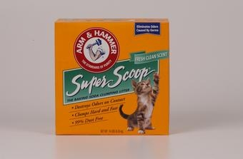 Arm & Hammer Super Scoop Scented 14lb