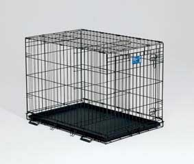 Wire Dog Crate 24 X 18 X 21