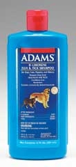 Adams D-limonene Flea And Tick Shampoo 12oz