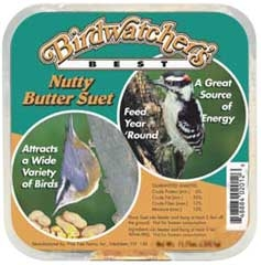 Nutty Butter Suet 11.75oz