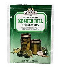Kosher Refrigerator Pickle Mix 1.94oz