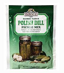 Polish Refrigerator Pickle Mix 1.94oz