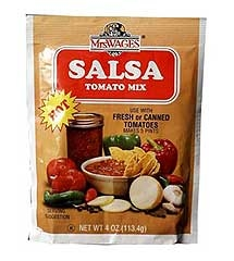 Salsa Mix 4oz