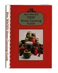 New Home Canning Guide