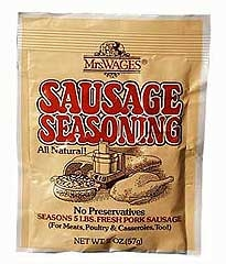 Sausage Seasoning Mix 2oz