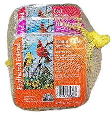 Feathered Friend Flavored Suet Cake Pk/3