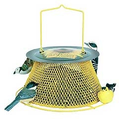 Sunflower Basket Bird Feeder