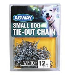 Agway Small Dog Tie Out 12ft