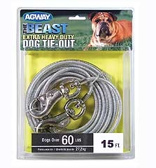 Agway Beast Tie Out 15ft
