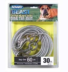 Agway Beast Tie Out 30ft