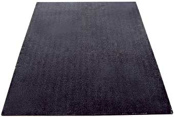 Rubber Stall Mat 4ft X 6ft X 3/4in