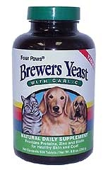 Brewers Yeast 250 Garlic