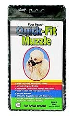 Quick Fit Muzzle - Small Breeds