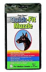 Quick Fit Muzzle - Medium Breeds