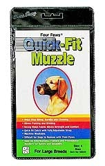 Quick Fit Muzzle - Large Breeds