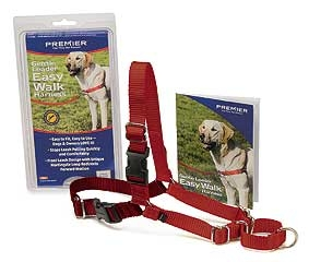 Easy Walk Harness Medium Red