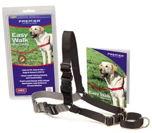 Easy Walk Harness Medium Black