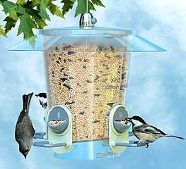 Metro 2in1 Bird Feeder