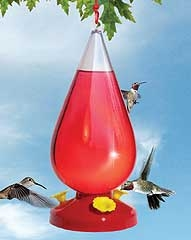 Dewdrop Hummingbird Feeder