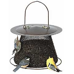 Nono Birdfeeder With Extended Roof